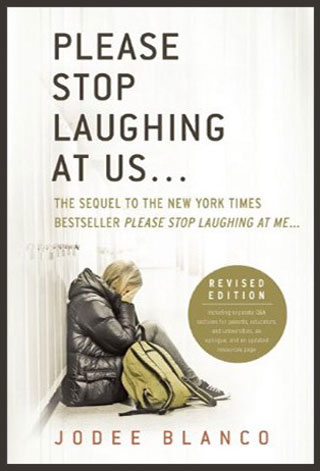 Please Stop Laughing At Us Award Winning Anti Bullying Book By